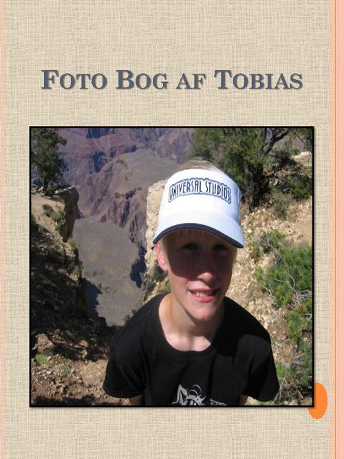 Billed bog af Tobias