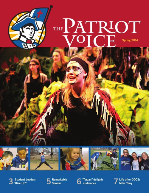 The Patriot Voice Spring 2014