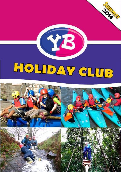 YB Holiday Club 2014