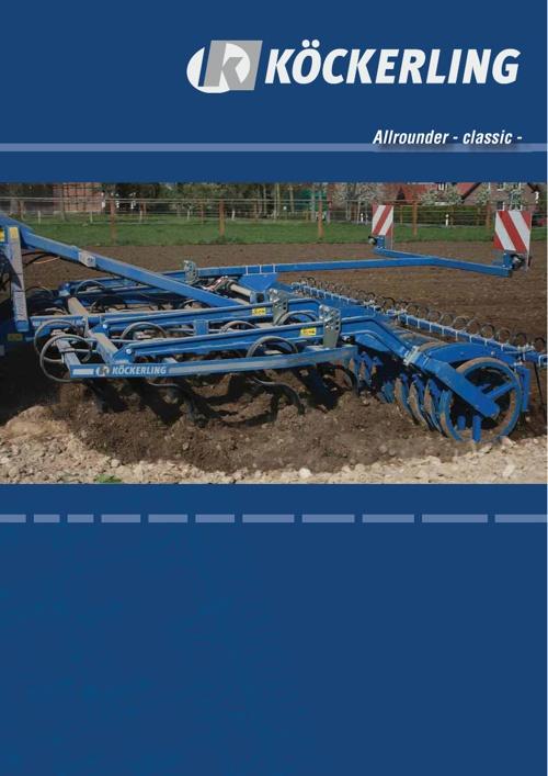 PR-01 Köckerling ALLROUNDER classic 300-600
