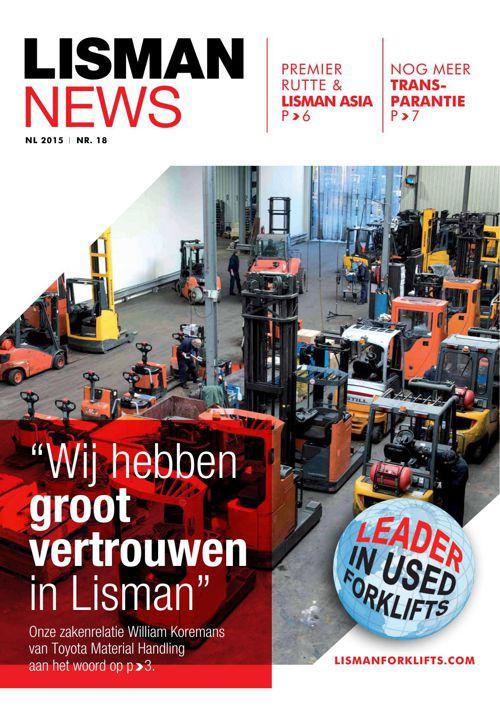 Lisman News 18 NL
