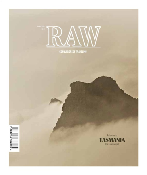 Raw Travel Magazine