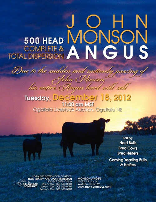 Monson Angus Catalog