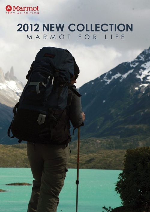 Marmot 2012 New Collection
