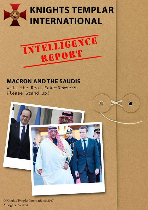 Intelligence Report - Macron