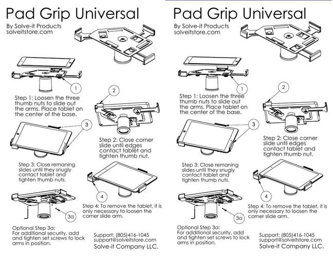 Universal Instructions