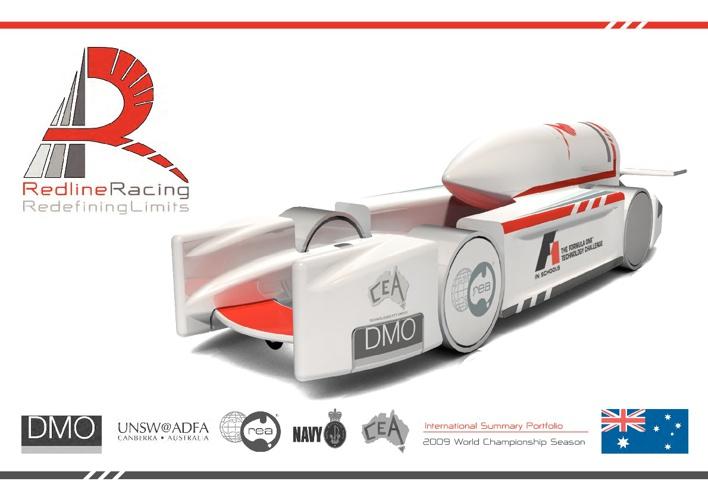 Redline Racing 2009 World Final Portfolio
