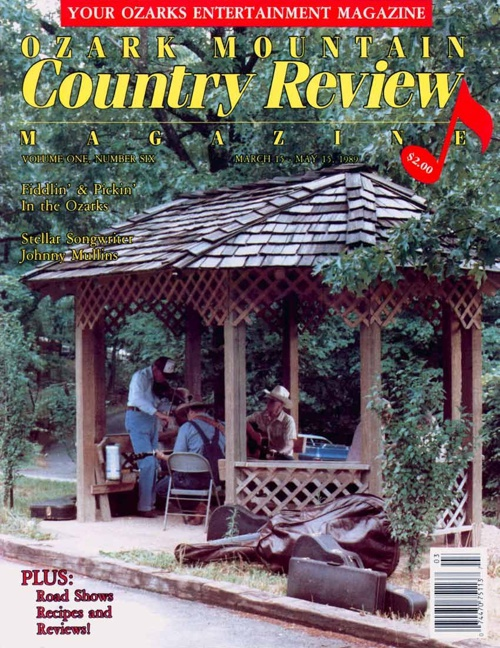 Ozark Mountain Country Review | March - May 1989