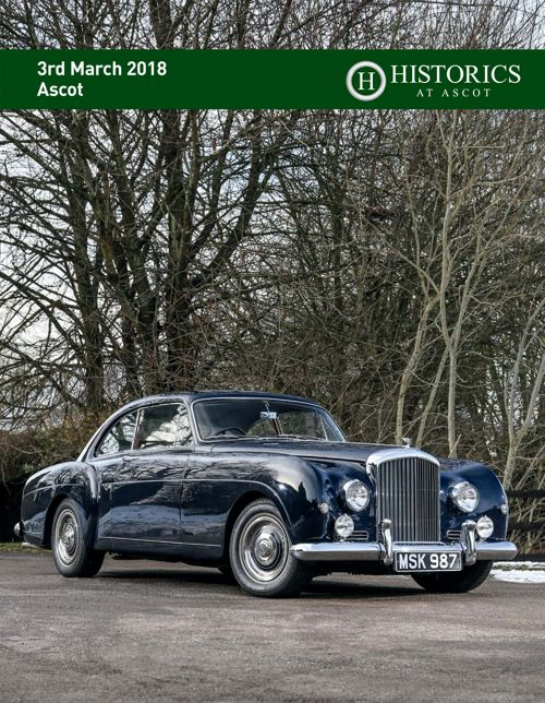 Historics Ascot Auction 2018