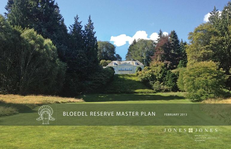 Bloedel Reserve Master Plan