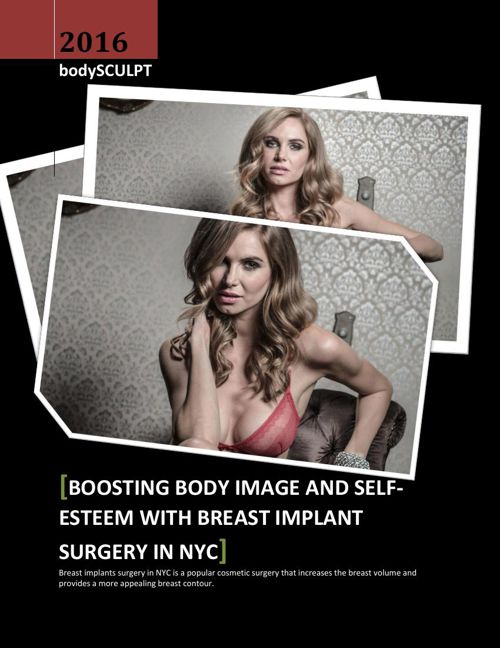 Boosting Body Image and Self-esteem with Breast Implant Surgery