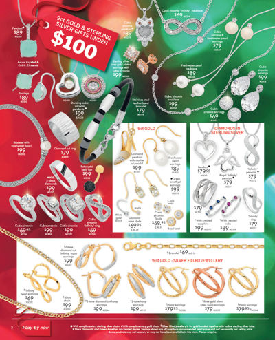 LaCouronne Christmas Catalogue 2015