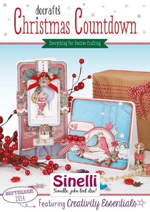 Docrafts Christmas Countdown, Sinellin hinnasto
