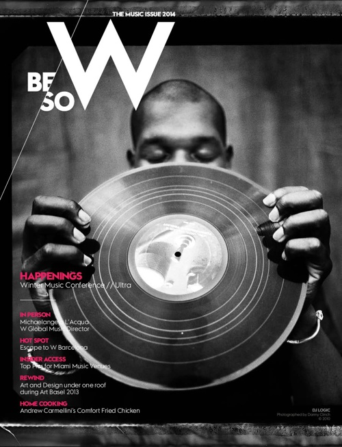 Be-So-W Magazine // The Music Issue 2014