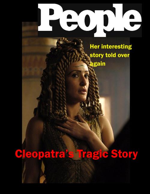 Cleopatra Draft
