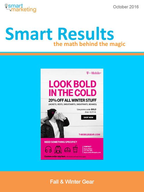 Smart Results October 2016