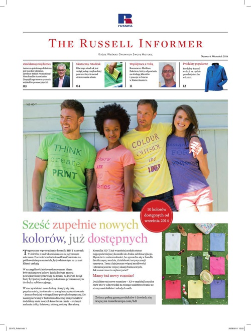 Russell Informer Issue 4 - Polish final print pdf
