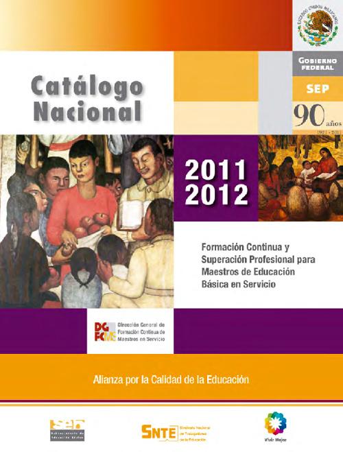 CatálogoNacional2011-2012