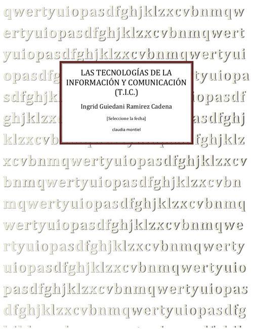 Las TICS IGRC