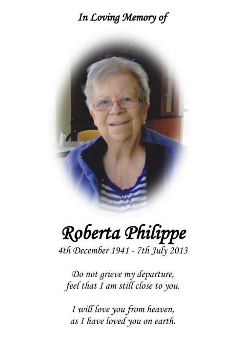 Roberta Philippe