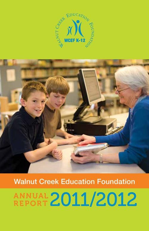 WCEF Annual Report 2011-2012