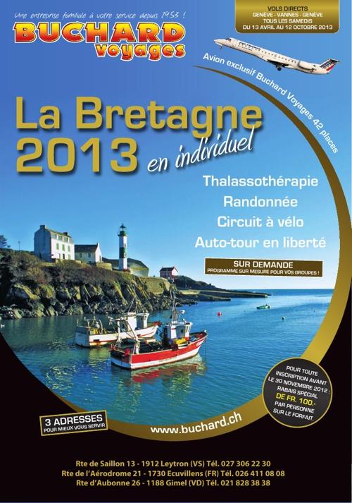 La Bretagne 2013