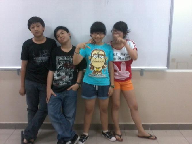 MY crazy Class