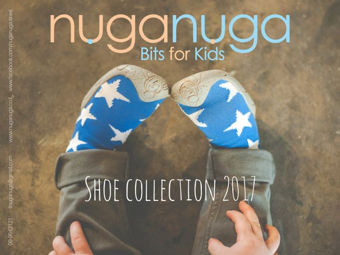 Shoe Collection - nuga nuga 2017