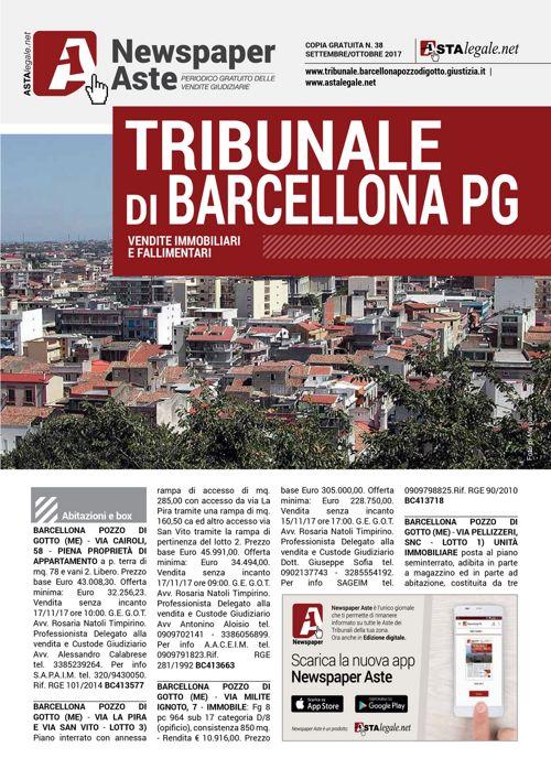 Barcellona settembre ottobre 2017