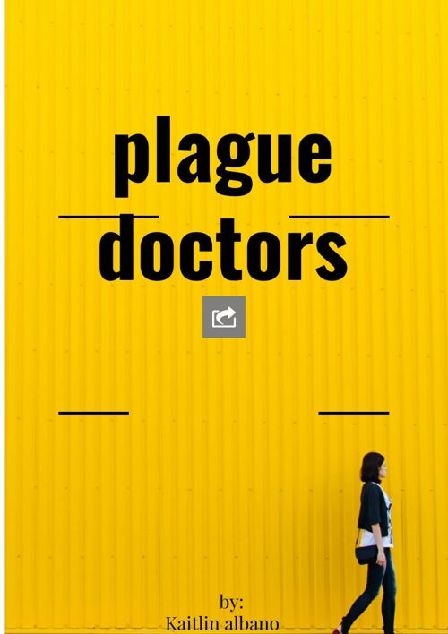 plague docters