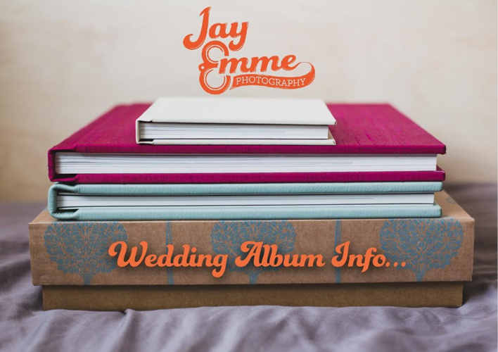 Wedding Albums | Jay Emme Photography