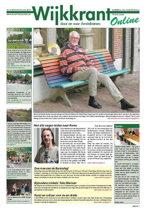 Cardanus Wijkkrant #3-2012-juli/augustus