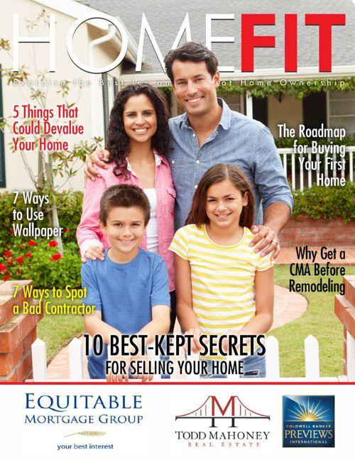 HomeFit Issue Nine Todd Mahoney