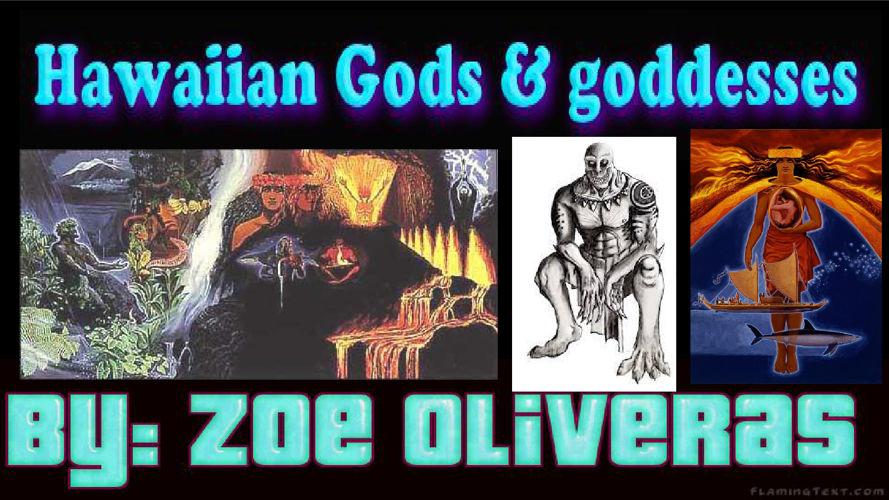 Hawaiian Gods & Godesses