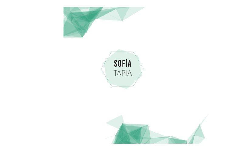 portafolio Sofia Tapia