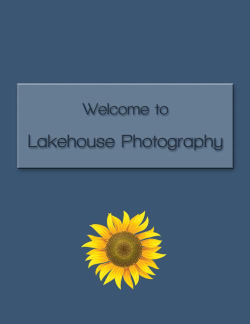 Lakehouse Photography Price Menu 2014