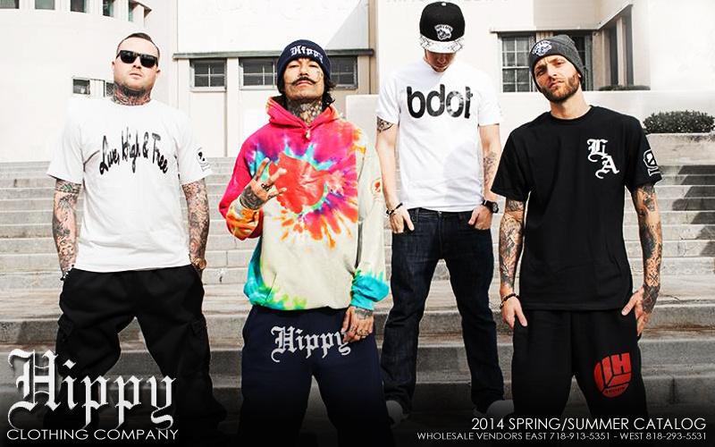 Bdot Hippy Catalog Spring/Summer '14