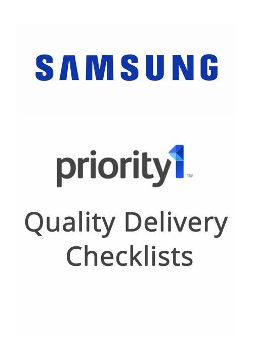 Priority 1 - QDC