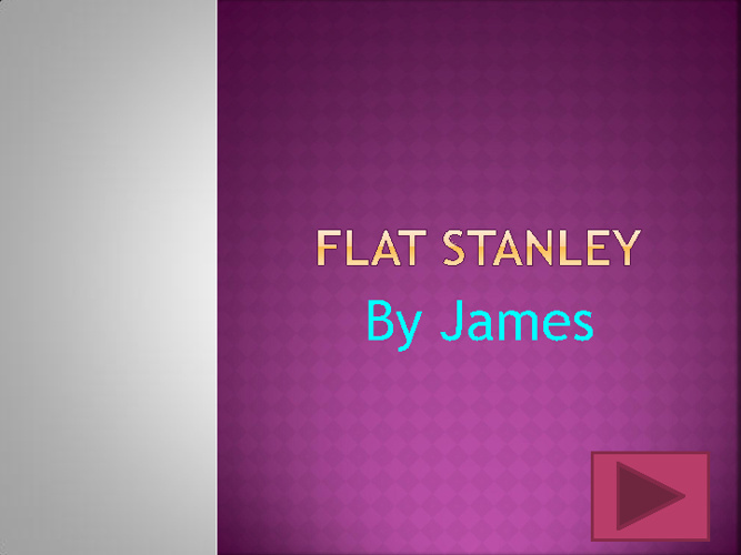 Another Flat Stanley Story