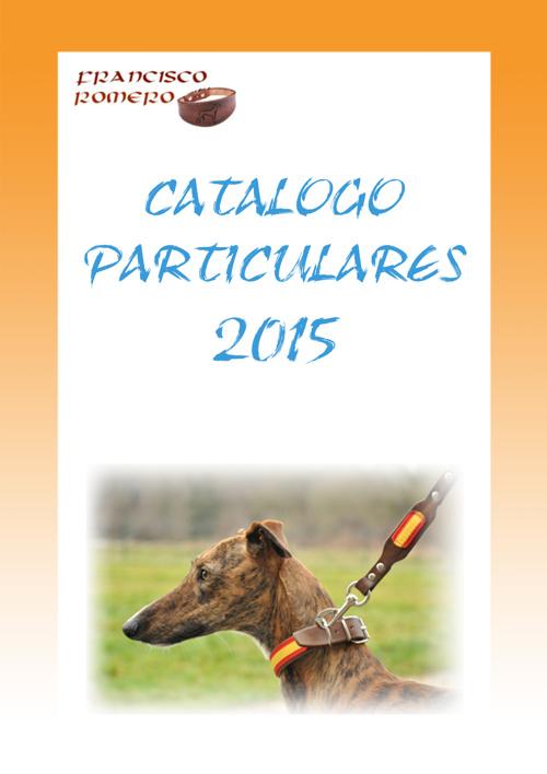 Catálogo Particulares Collares-Perros