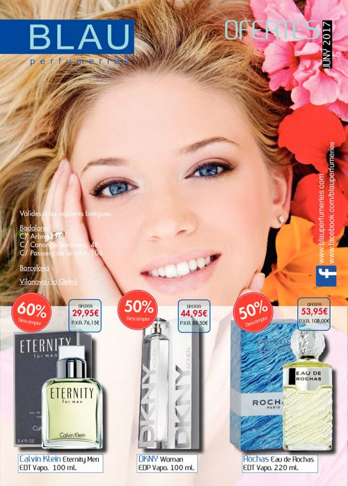 Revista Blau Perfumeries junio