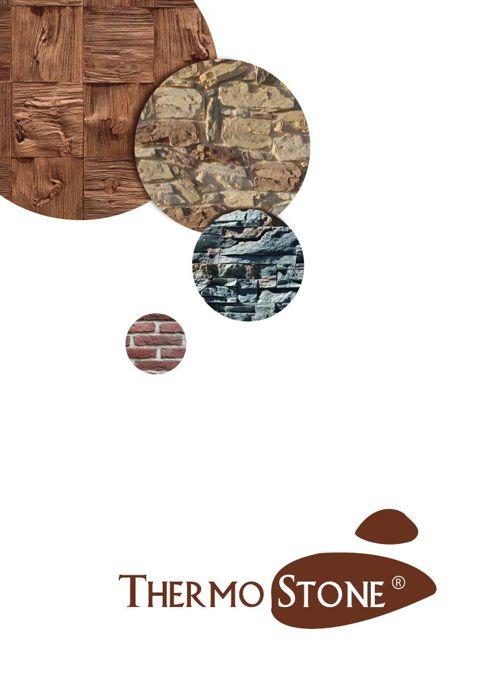 Thermostone Catalouge - 2015