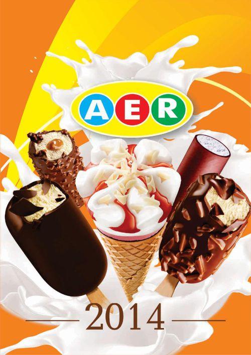 AER dondurma