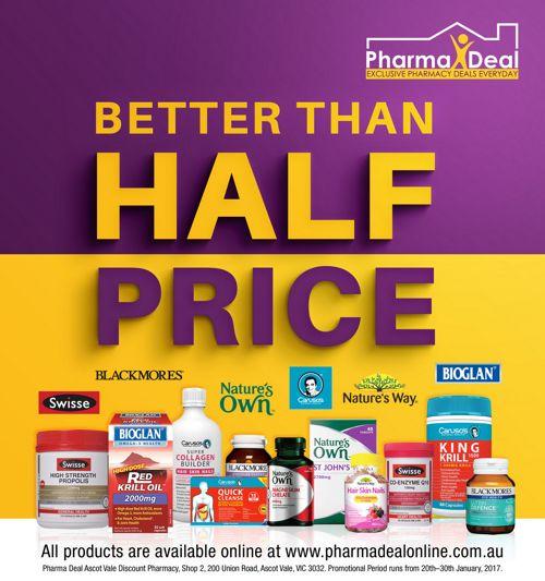 Pharma Deal Catalogue Jan 2017