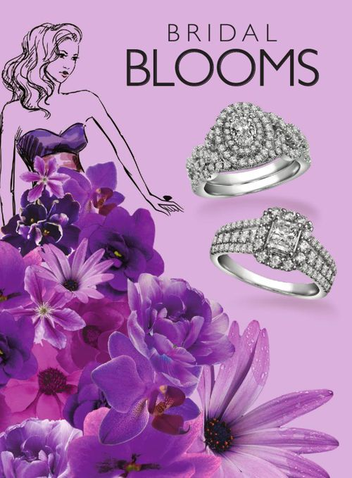 Bridal Blooms Book