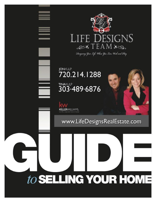 Life Designs Team Sellers Guide