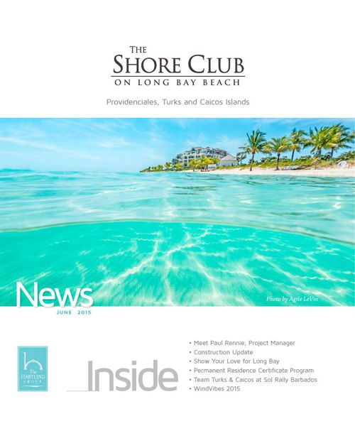 The Shore Club Newsletter | June 2015