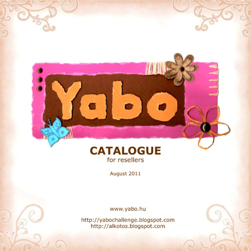Yabo catalogue for resellers