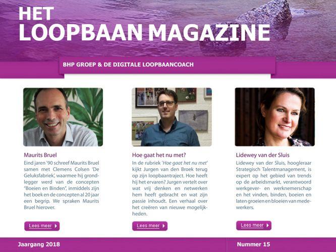 Het Loopbaan Magazine - Boeien en Binden
