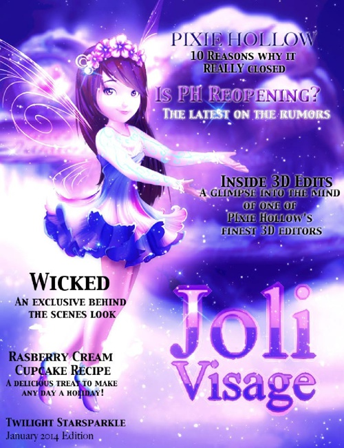 Joli Visage: January 2014 Edition